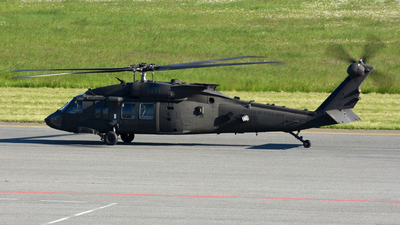 07-20032 - Sikorsky UH-60M Blackhawk - United States - US Army