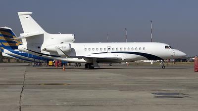 OO-FAI - Dassault Falcon 8X - Private