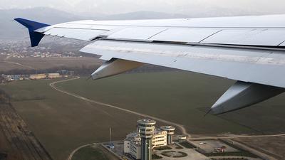 P4-XAS - Airbus A320-232 - Air Astana