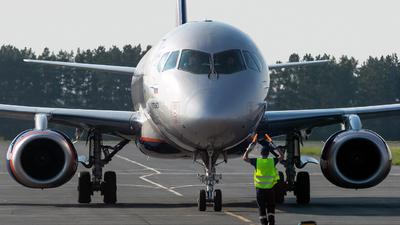 RA-89102 - Sukhoi Superjet 100-95B - Aeroflot