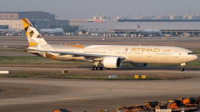 A6-ETG - Boeing 777-3FXER - Etihad Airways