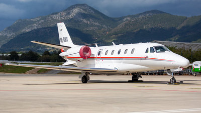 OH-RBX - Cessna 560XL Citation Excel - Private