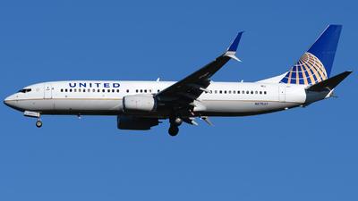 N87507 - Boeing 737-824 - United Airlines