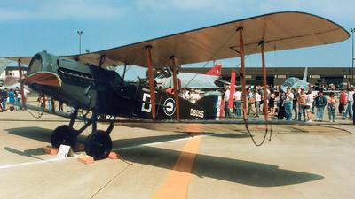 G-AEPH - Bristol Fighter F.2B - Private