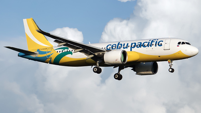 RP-C3239 - Airbus A320-271N - Cebu Pacific Air