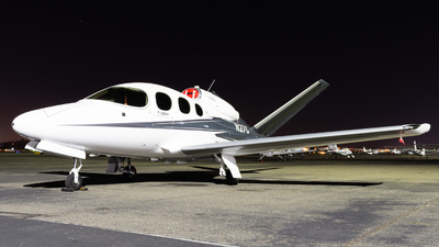 N27C - Cirrus Vision SF50 G2 - Private