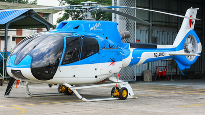 S2-AGO - Eurocopter EC 130T2 - Impress Aviation