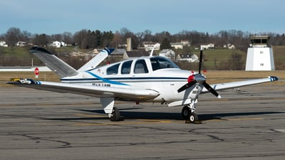 N1040W - Beechcraft V35B Bonanza - Private