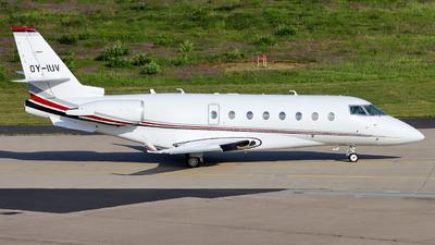 OY-IUV - Gulfstream G200 - Flexflight