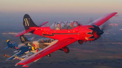 EC-IAM - Yakovlev Yak-52 - Private
