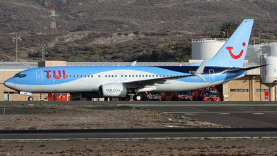 A picture of DATUF - Boeing 7378K5 - TUI fly - © Alfonso Solis