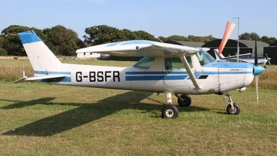 G-BSFR - Cessna 152 II - Private