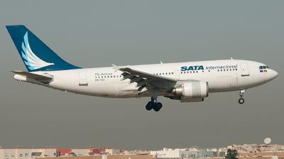 CS-TGV - Airbus A310-304 - SATA International
