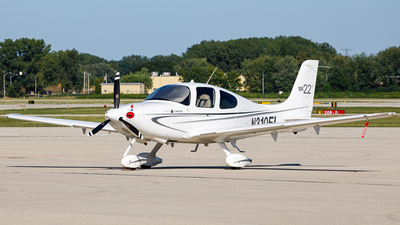 N310FL - Cirrus SR22-GS Turbo - Private