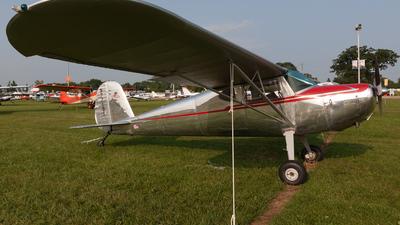 A picture of N77196 - Cessna 120 - [11658] - © Felipe Garcia