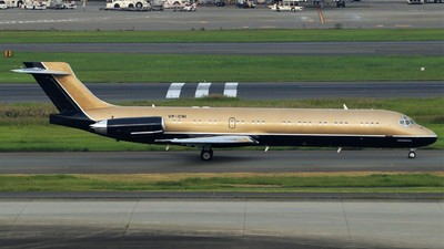 VP-CNI - McDonnell Douglas MD-87 - Private