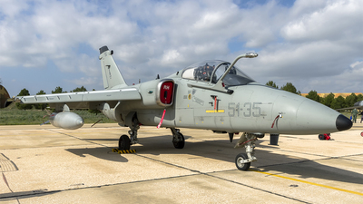 MM7196 - Alenia/Aermacchi/Embraer AMX - Italy - Air Force