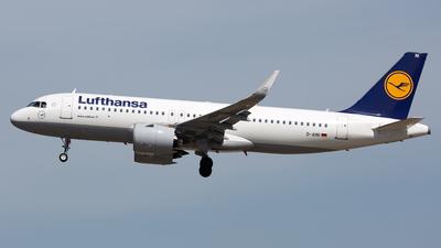 A picture of DAINI - Airbus A320271N - Lufthansa - © Lutz Herzog