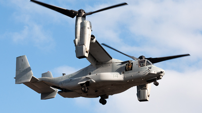 168323 - Boeing MV-22B Osprey - United States - US Marine Corps (USMC)