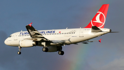 TC-JLZ - Airbus A319-132 - Turkish Airlines