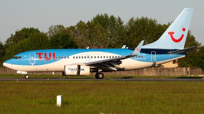 OO-JAL - Boeing 737-7K2 - TUI