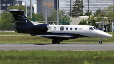 D-CAGA - Embraer 505 Phenom 300 - Luxaviation Germany