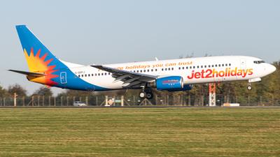G-GDFJ - Boeing 737-804 - Jet2.com