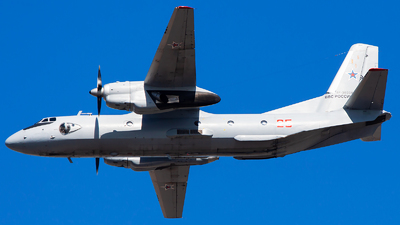 RF-36008 - Antonov An-26 - Russia - Air Force