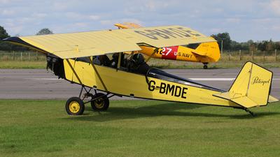 G-BMDE - Pietenpol Gn-1 Aircamper - Private