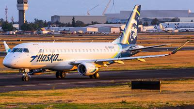 N192SY - Embraer 170-200LR - Alaska Airlines (Skywest Airlines)