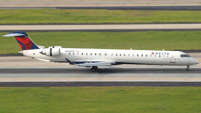 N305PQ - Bombardier CRJ-900LR - Delta Connection (Endeavor Air)