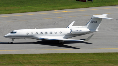 VP-CRT - Gulfstream G650ER - Private