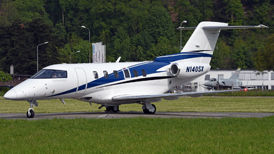 N140SX - Pilatus PC-24 - Private