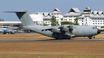 A picture of M5403 - Airbus A400M180 -  - © lihutao