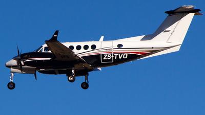 ZS-TVO - Beechcraft B200GT King Air 250 - Private