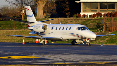 N248SF - Cessna 560XL Citation Excel - Private
