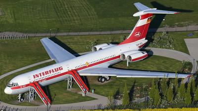 DDR-SEG - Ilyushin IL-62 - Interflug