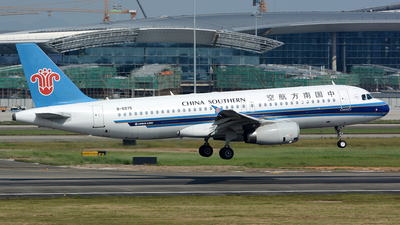 B-6975 - Airbus A320-232 - China Southern Airlines