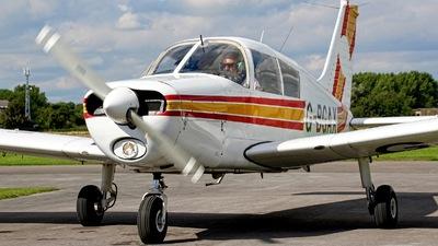 G-BGAX - Piper PA-28-140 Cherokee F - Private