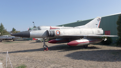 09 - Dassault Mirage 3A - France - Air Force
