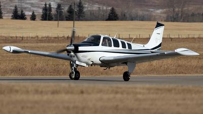 C-FCZD - Beechcraft G36 Bonanza - Private