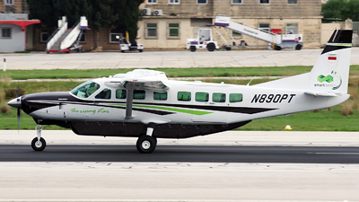 N890PT - Cessna 208B Grand Caravan EX - Smart Aviation