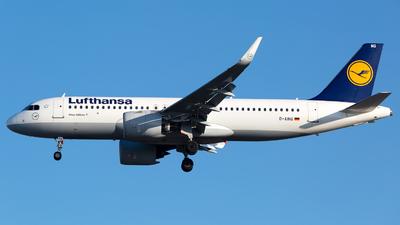 D-AING - Airbus A320-271N - Lufthansa