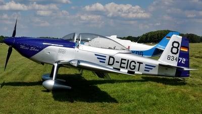 D-EIGT - Vans RV-8 - Private