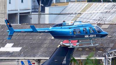 HK-4311 - Bell 206L-3 LongRanger III - Heliservice
