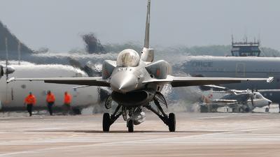 504 - Lockheed Martin F-16C Fighting Falcon - Greece - Air Force