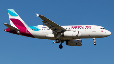 A picture of DAGWF - Airbus A319132 - Eurowings - © Mario Trusch