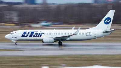 VQ-BJJ - Boeing 737-8AS - UTair Aviation