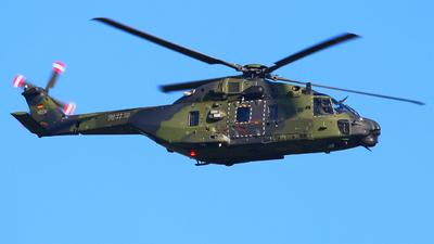 78-19 - NH Industries NH-90TTH - Germany - Army