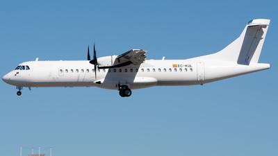 EC-KUL - ATR 72-212A(500) - Swiftair